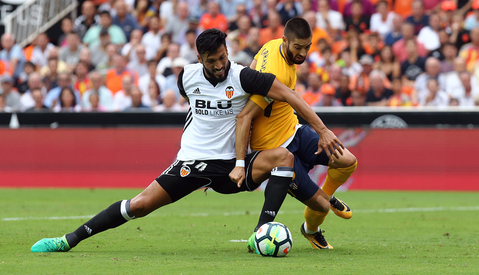Temp. 17-18 | Valencia - Atlético de Madrid | Carrasco