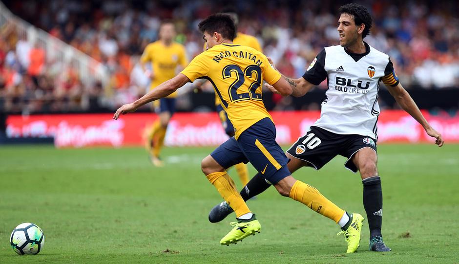 Temp. 17-18 | Valencia - Atlético de Madrid | Gaitán