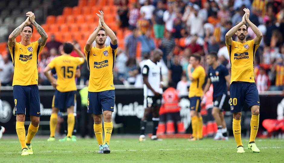 Temp. 17-18 | Valencia - Atlético de Madrid