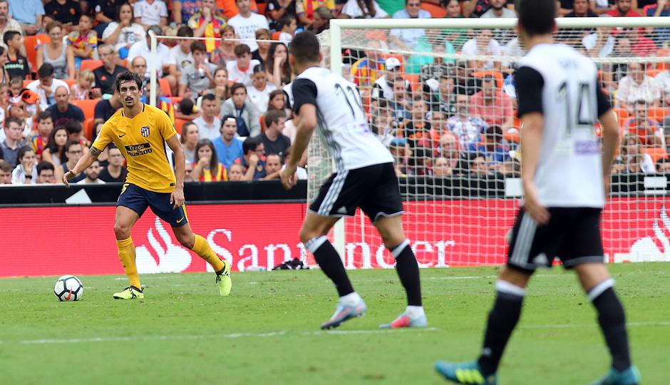 Temp. 17-18 | Valencia - Atlético de Madrid | Savic