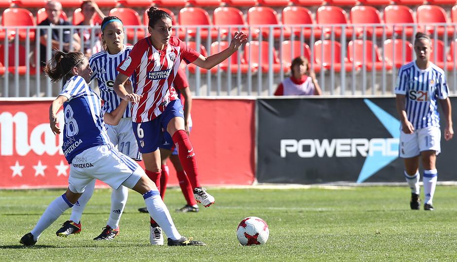 Temp. 17-18 | Atlético de Madrid Femenino - Real Sociedad | Kaci