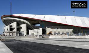 Wanda Metropolitano. 10 de septiembre de 2017.