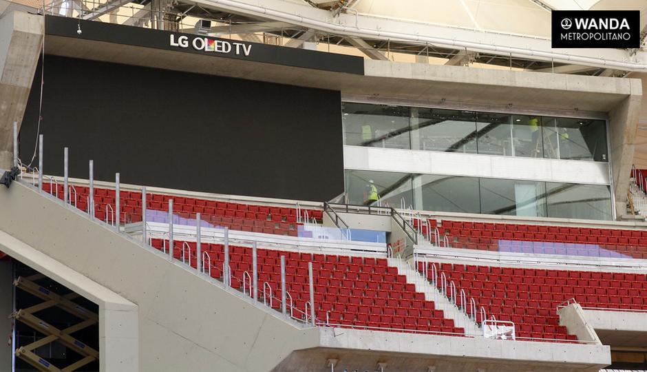 Wanda Metropolitano | 11/09/2017 | Videomarcador