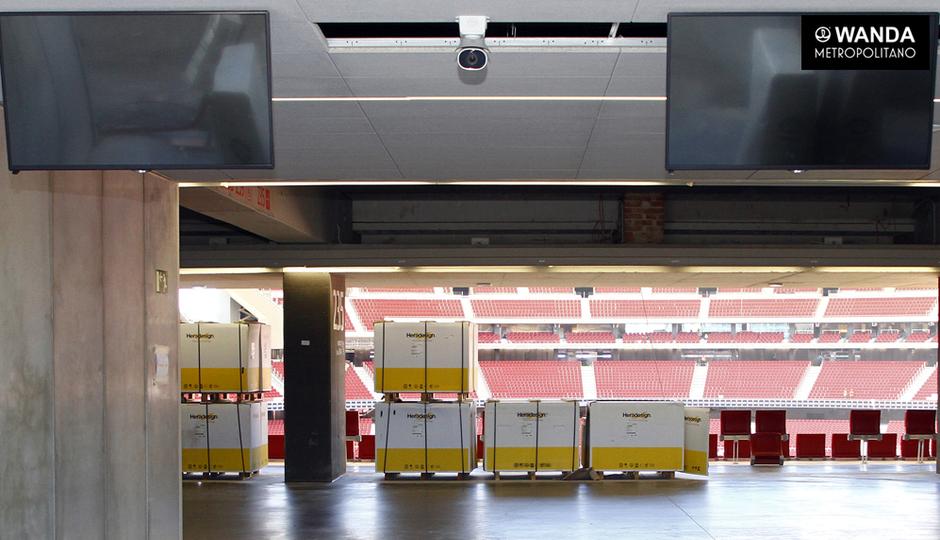 Wanda Metropolitano | 11/09/2017 | Zonas vip