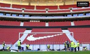 Wanda Metropolitano | 1309/2017 | Porterías