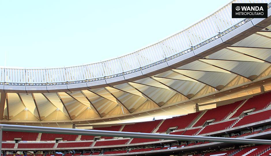 Wanda Metropolitano | 13/09/2017 | Porterías