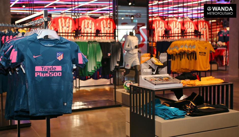 Wanda Metropolitano   14/09/2017   Tienda