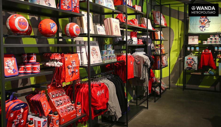 Wanda Metropolitano | 14/09/2017 | Tienda
