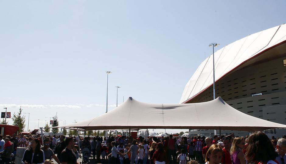 Inauguración Wanda Metropolitano | 16/09/2017 | Fan Zone