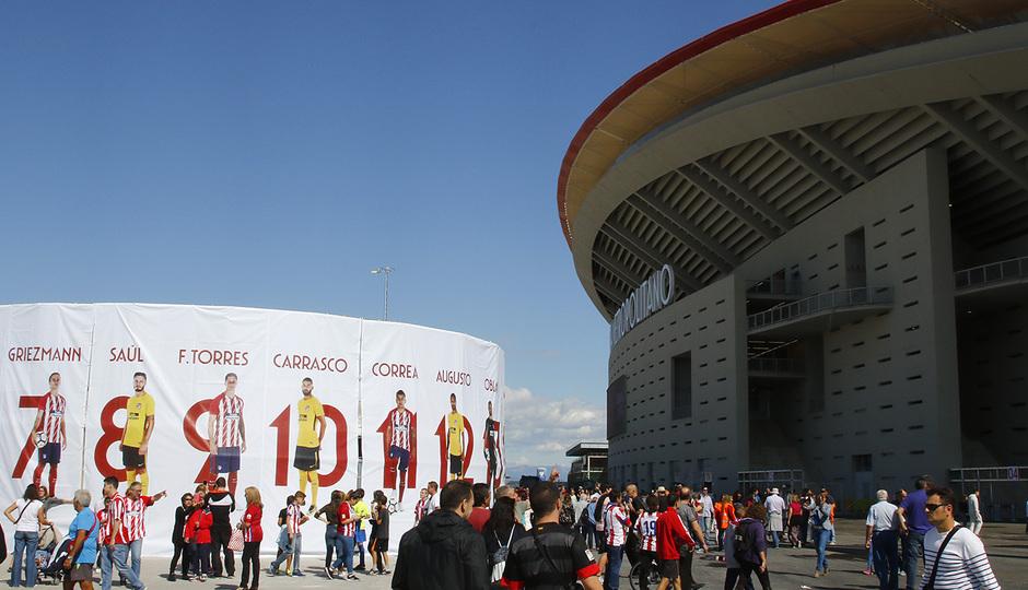 Inauguración Wanda Metropolitano | 16/09/2017 |
