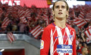 Temp. 17-18 | Atlético de Madrid-Málaga | Griezmann