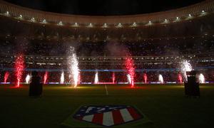 Inauguración del Wanda Metropolitano. 16 de septiembre de 2017.