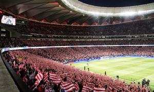 Temp. 17-18 | Atlético de Madrid - Málaga | La otra mirada
