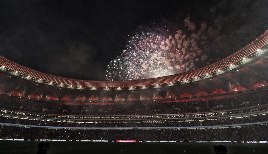 Temp. 17-18   Atlético de Madrid - Málaga   La otra mirada
