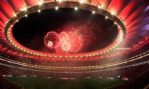 Wanda Metropolitano. Inauguración. Instalaciones