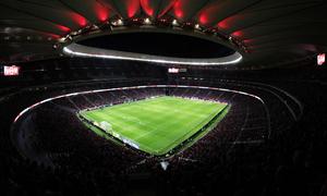 Inauguración del Wanda Metropolitano.
