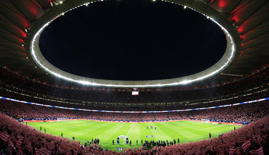 Wanda Metropolitano. Inauguración