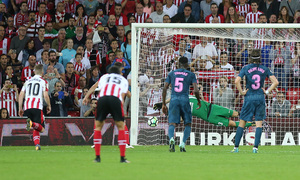 Temp. 17-18 | Athletic - Atlético de Madrid | Oblak
