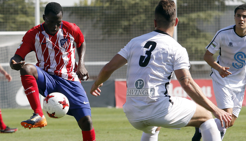 Temporada 16/17 | Atlético B - Cerceda | Arona