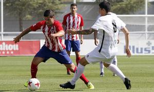 Temporada 16/17 | Atlético B - Cerceda | Olabe