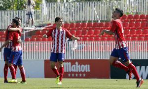 Temporada 16/17 | Atlético B - Cerceda | Montoro