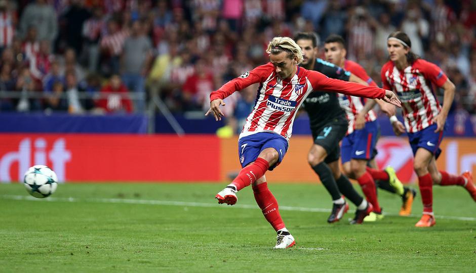 Temp. 17-18 | Atlético de Madrid - Chelsea | Griezmann