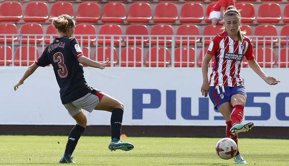 Temp. 17-18 | Atlético de Madrid Femenino - Athletic Club | Menayo