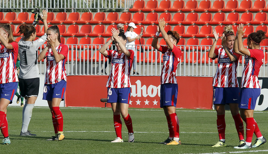 Temp. 17-18 | Atlético de Madrid Femenino - Athletic Club | Aplauso