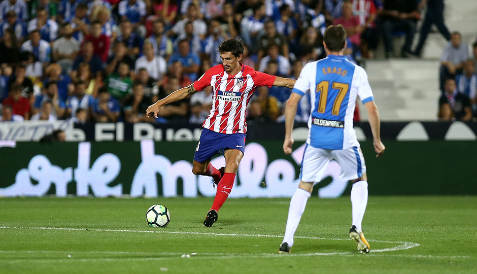 Temp. 17-18 | Leganés - Atlético de Madrid | Savic