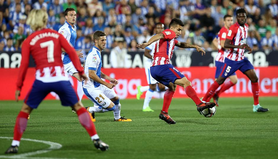 Temp. 17-18 | Leganés - Atlético de Madrid | Correa
