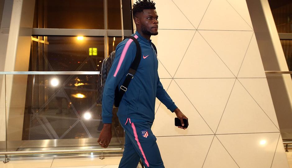 Llegada a Bakú. Thomas