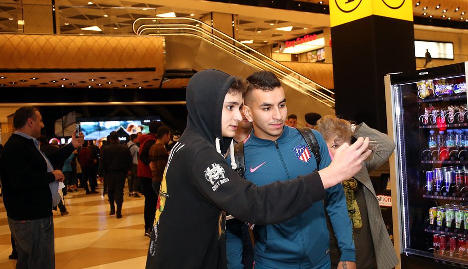 Llegada a Bakú. Correa