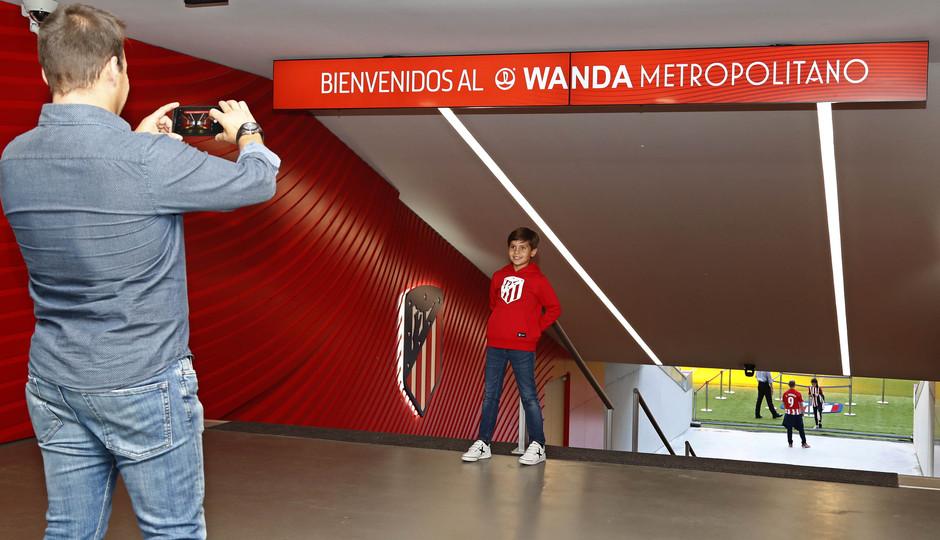 Wanda Metropolitano Tour
