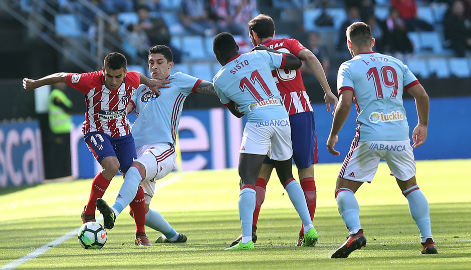 Temp. 17-18 | Girona - Atlético de Madrid | Correa