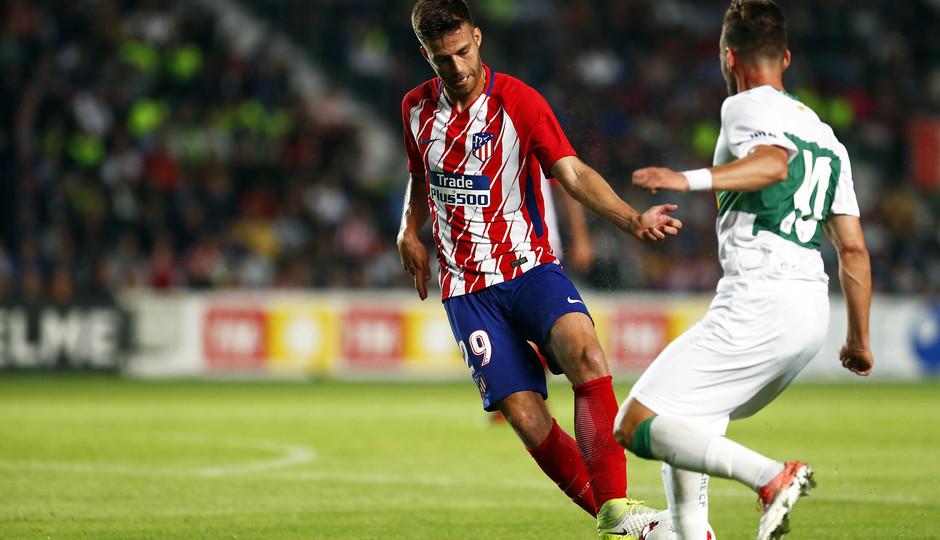 Temp. 17-18 | Elche-Atlético de Madrid | Sergi