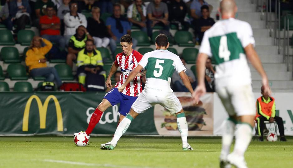 Temp. 17-18 | Elche-Atlético de Madrid | Fernando Torres