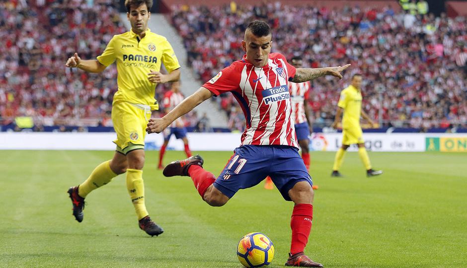 Temp. 17-18 | Atlético de Madrid-Villarreal | Correa