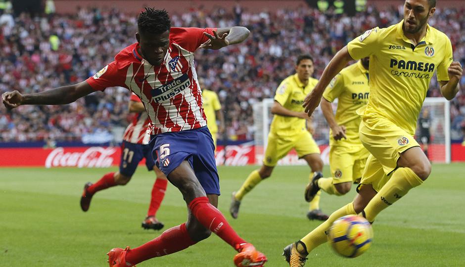 Temp. 17-18 | Atlético de Madrid-Villarreal | Thomas