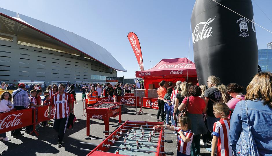 Temp. 17-18 | Día de las Peñas | Coca Cola