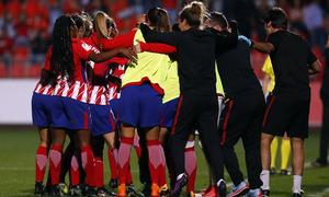 Temp. 17-18 | Atlético de Madrid Femenino - FC Barcelona | Piña