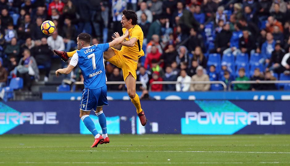Temp. 17-18 | Deportivo - Atlético de Madrid | Savic