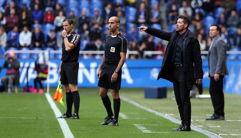 Temp. 17-18 | Deportivo - Atlético de Madrid | Simeone