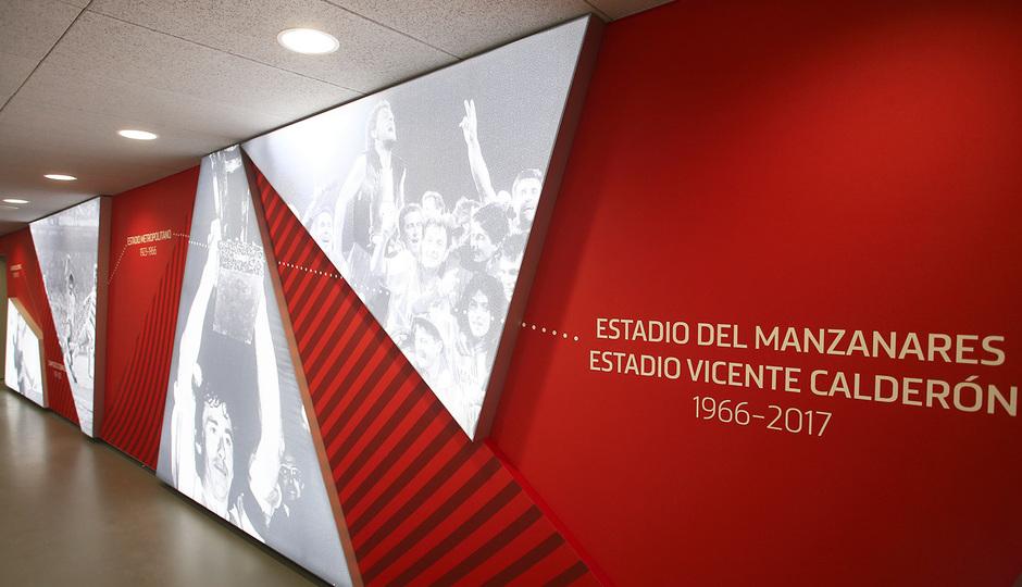 Túnel Wanda Metropolitano 10