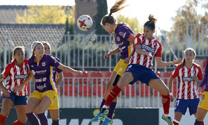 Atlético de Madrid Femenino - Granadilla | Gol Esther