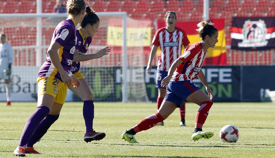 Atlético de Madrid Femenino - Granadilla | Sosa