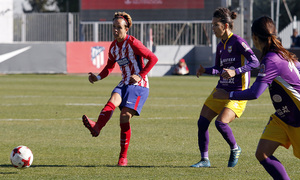 Atlético de Madrid Femenino - Granadilla | Amanda