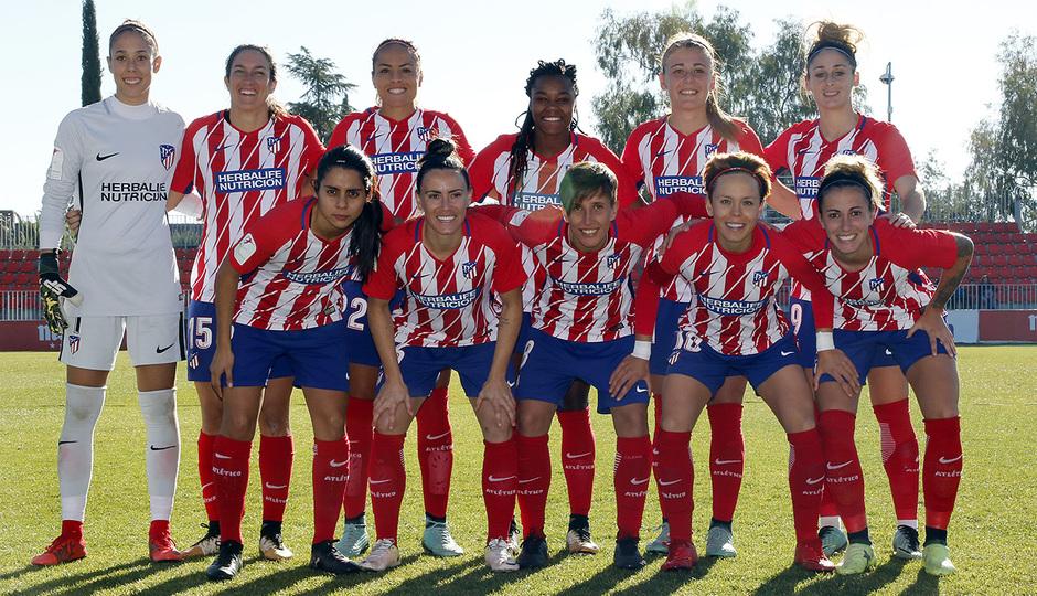 Atlético de Madrid Femenino - Granadilla | Once