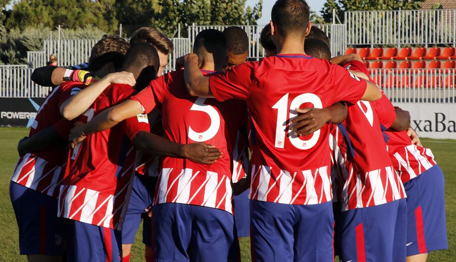Atlético de Madrid B - Ponferradina |