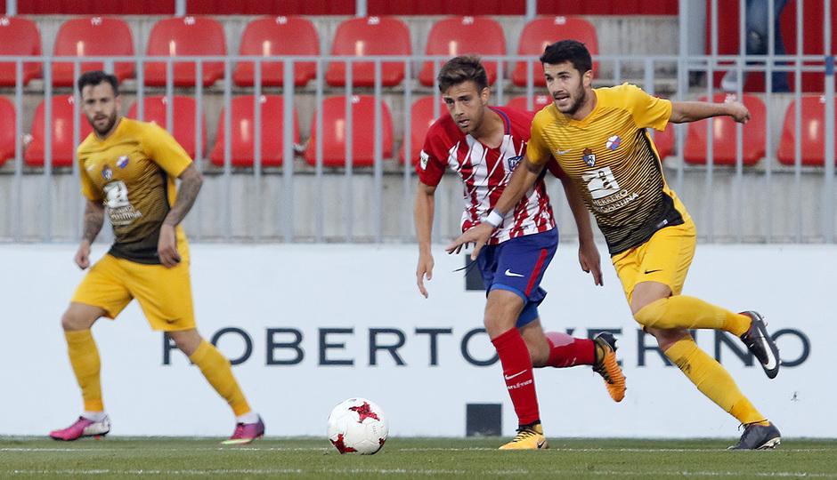 Atlético de Madrid B - Ponferradina | Sergi