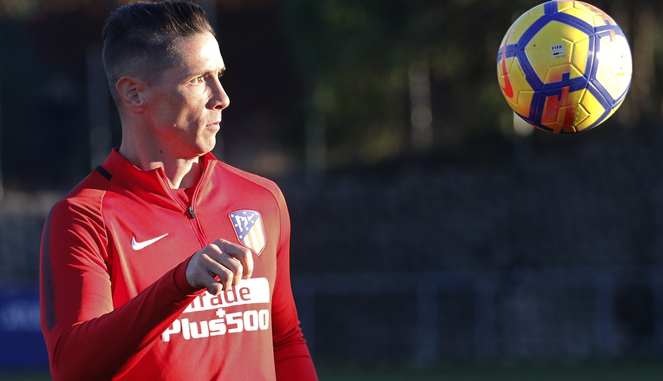 Temporada 17/18 | 13/11/2017 | Entrenamiento en la Ciudad Deportiva Wanda | Torres